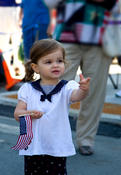 Liliana @ 4th July Parade